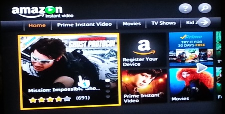 amazon instant video channel home How to install the Amazon Instant app on your Nintendo Wii and Wii U