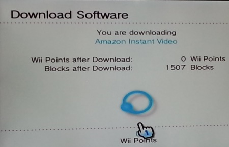 amazon wii receipt How to install the Amazon Instant app on your Nintendo Wii and Wii U